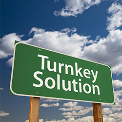 Services - Why Winko - Turnkey